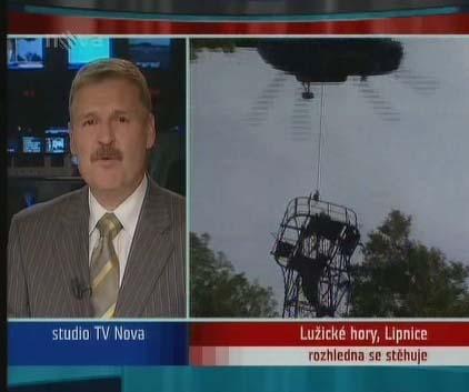 Televizní noviny 18.9.2007